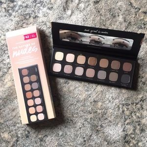 NWT Bareminerals The Nature of Nudes eye palette